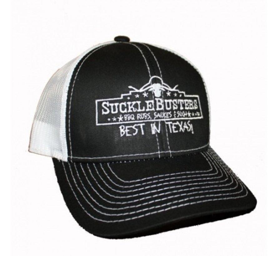 Sucklebusters BBQ Cap Black