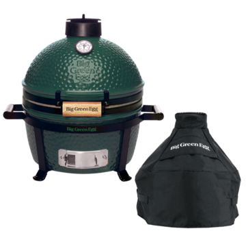 Big Green Egg Big Green Egg MiniMax + Cover