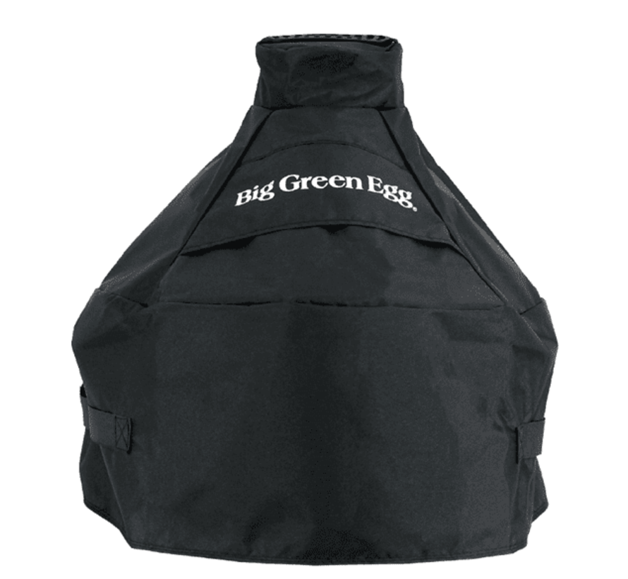 Big Green Egg MiniMax + Cover