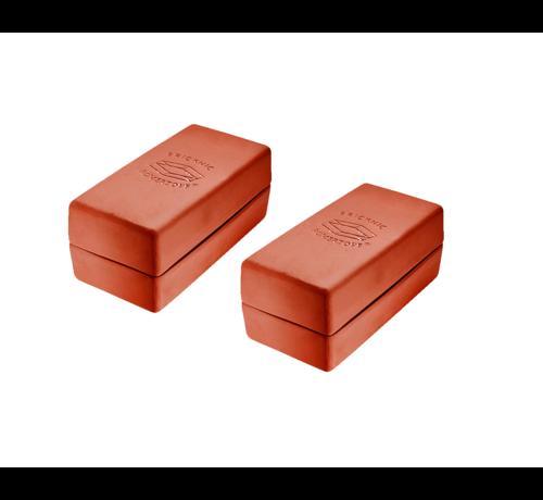 Römertopf Römertopf Kooksteen Brick Oranje 2 stuks Deal