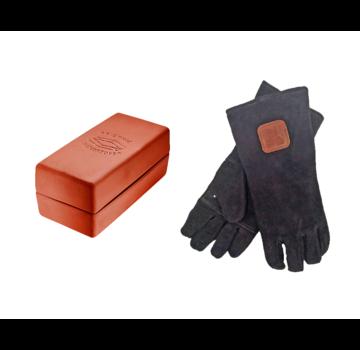 Römertopf Römertopf Cooking Stone Brick Orange / Tough Grilling Deal