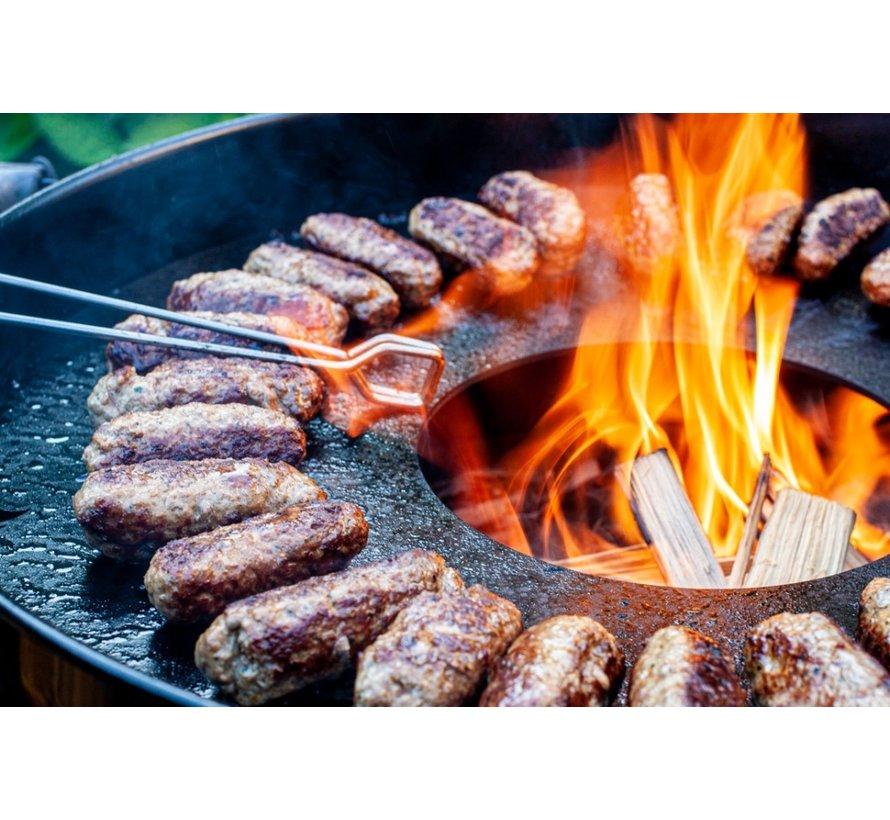 plancha barbecue weber 57 cm