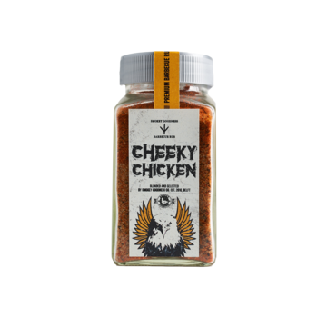 Smokey Goodness Smokey Goodness Cheeky Chicken BBQ kruidenrub 200 grams