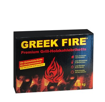 Greek Fire Greek Fire Briketten 3.5 kg (Tubes)