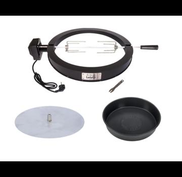 LetzQ LetzQ Spit MiniMax / Kompakt / Junior + Spucke / Aschenhalter + Auffangwanne Deal