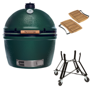 Big Green Egg Big Green Egg XLarge + Nest + Mates