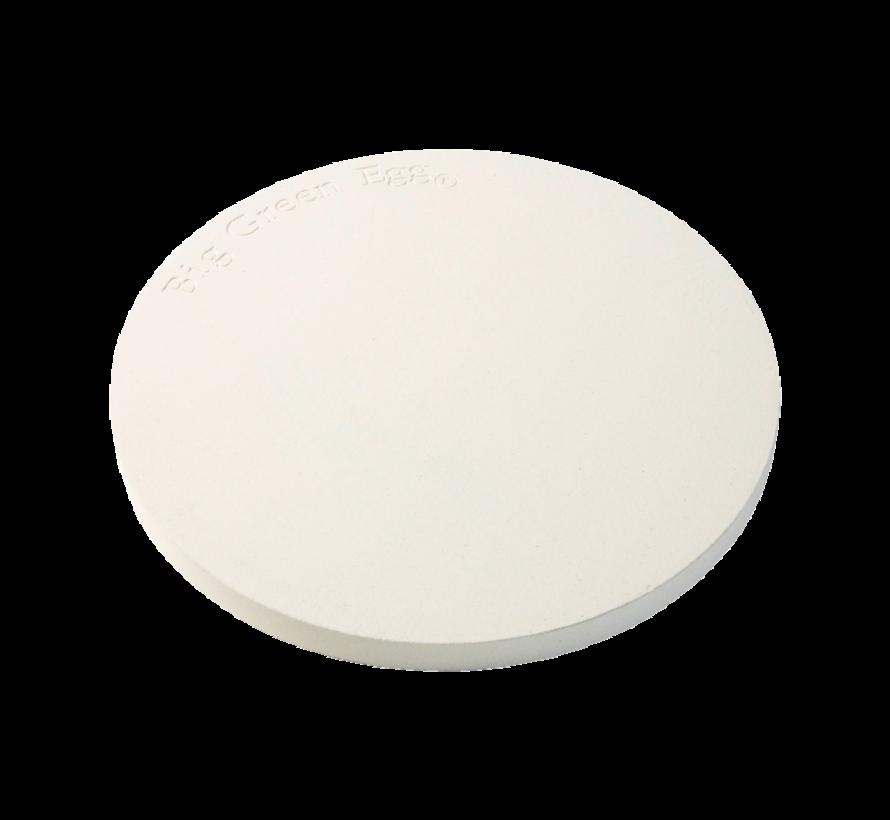 Big Green Egg Pizzasteen XLarge