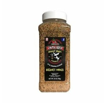 Chupacabra 2 Gringos Chupacabra 'Brisket Magic & Season-All' BBQ Rub 25 oz
