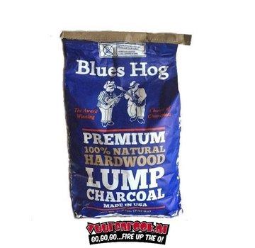 Blues Hog Transport Damage: Blues Hog Lump Charcoal Hickory/Eik 8 kg