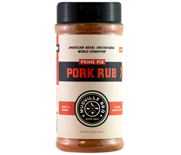 Porkosaurus Mudville BBQ Prime Pig Pork Rub 12.8 oz