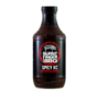 Burnt Finger BBQ Spicy KC Barbecue Sauce 19.2 oz