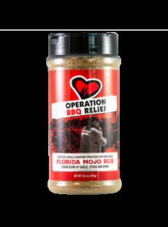 Operation BBQ Operation BBQ Relief Florida Mojo Rub 10.4 oz