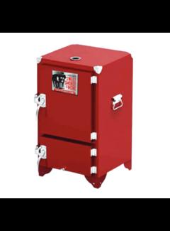 Sweet Swine Weekenddeal: Red Box Smoker (Reverse Flow Competition Smoker)