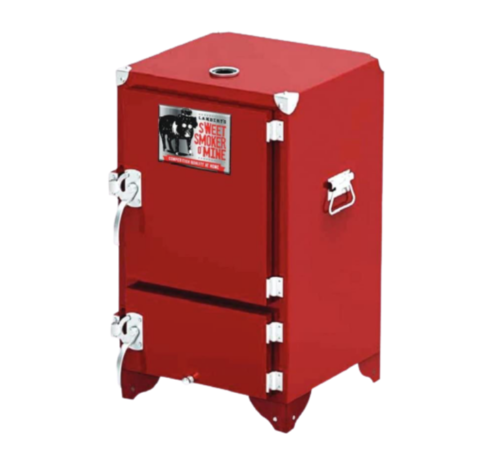 Sweet Swine Red Box Smoker (Reverse Flow Competition Smoker)