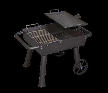 Campchef Campchef Wood Fire Cook Wagon