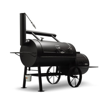 "Yoder Yoder Smoker Kingman 24"" Offset Wood Smoker"