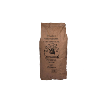Black Ranch Black Ranch Acacia South Africa Black Wattle Charcoal 15 kg