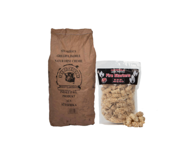 Black Ranch Black Ranch Acacia South Africa / Wooden Fire Starters Deal 15 kg