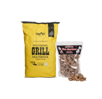 Peko Peko / Fire Up Catering Acacia South Africa Charcoal / Fire Starters Deal 10 kg