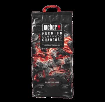 Weber Weber Premium Lumpwood Charcoal 3 kg