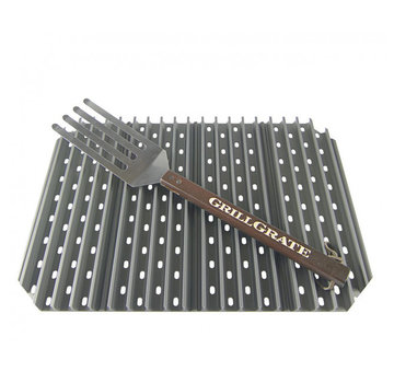 Grillgrate The Original Grill Grate Set for Big Green Egg Large