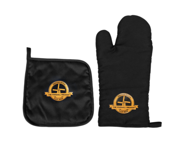 The Windmill Cast Iron The Windmill Premium Oven Glove + Potholder