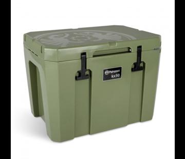 Petromax Petromax Koelbox 50 Liter Olive