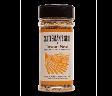 Cattleman's Grill Cattleman's Grill Tuscan Steak Seasoning 5 oz