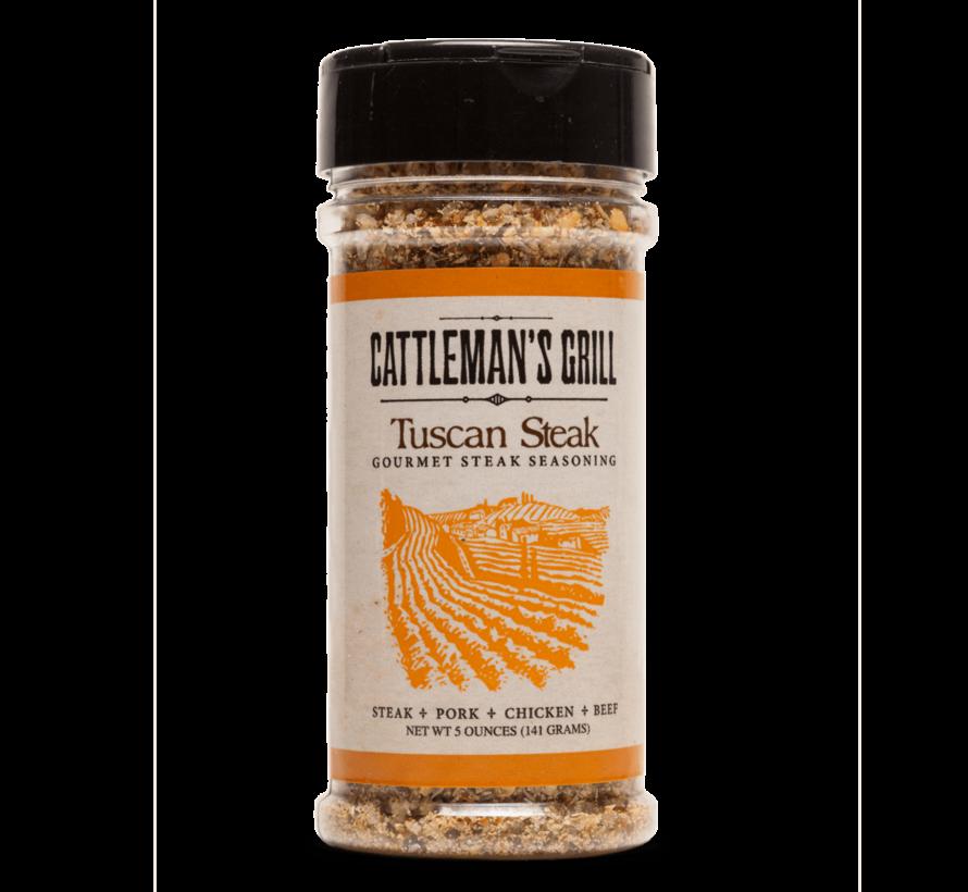 Cattleman's Grill Tuscan Steak Seasoning 5 oz