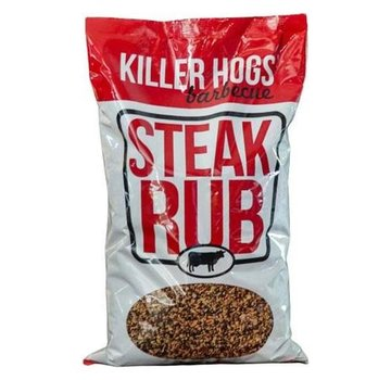 Killer Hogs Killer Hogs Championship The Steak and Chop BBQ Rub 2.26 kg