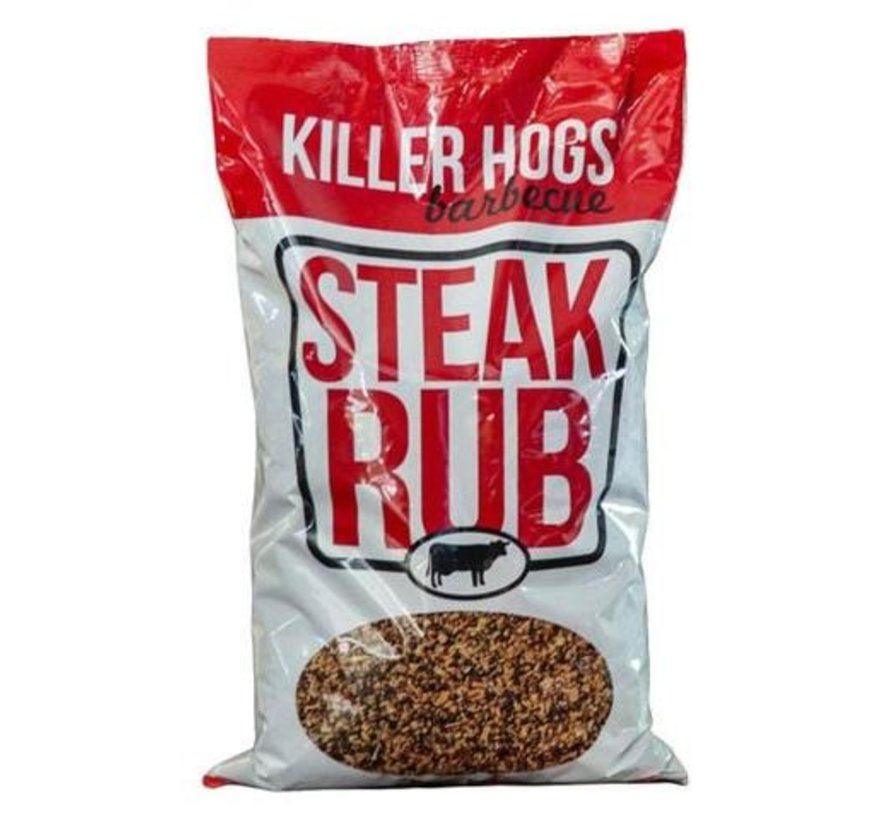 Killer Hogs Championship The Steak and Chop BBQ Rub 2.26 kg