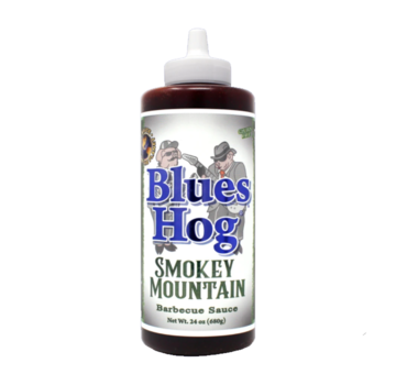 Blues Hog Blues Hog Smokey Mountain BBQ Sauce Squeeze Bottle 24 oz