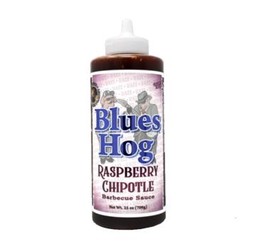 Blues Hog Blues Hog Raspberry Chipotle BBQ Sauce Squeeze Bottle 25 oz