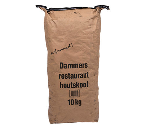 Dammers Dammers Horeca Acacia (South Africa Black Wattle) Charcoal 10 kg
