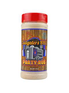 SuckleBusters SuckleBusters Tailgaters BBQ Party Seasoning 12 oz