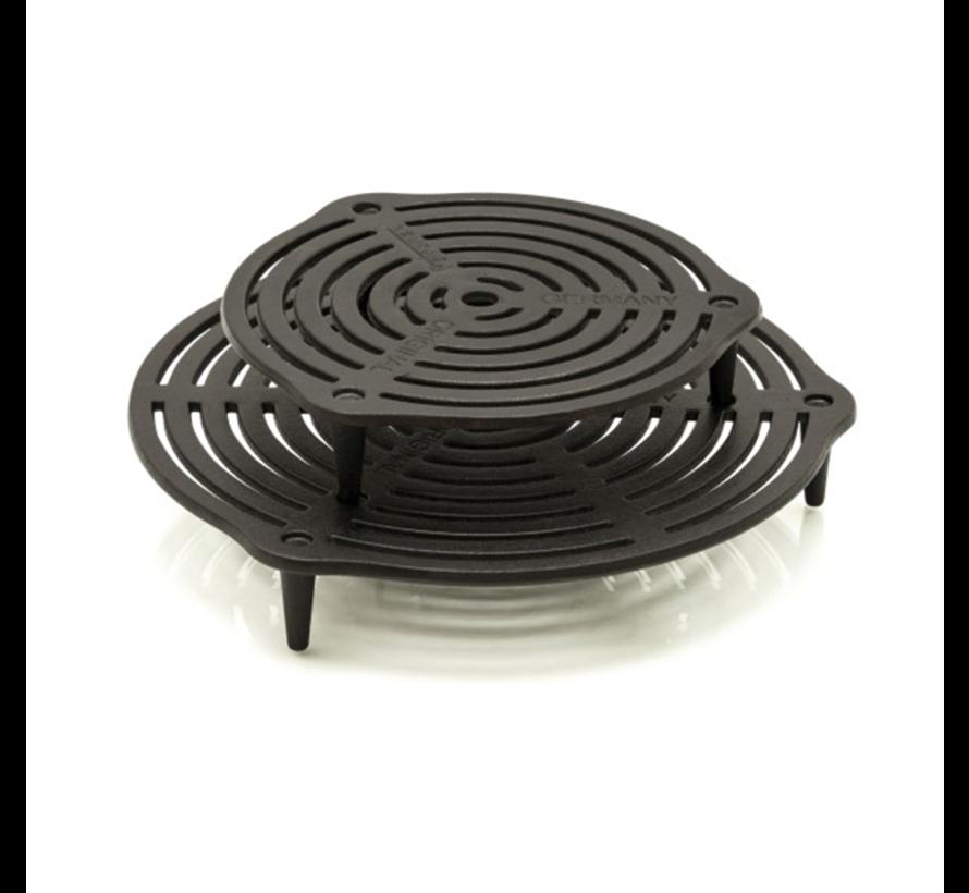 Petromax Gusseisen Lagerfeuerring (Untersetzer) 30 cm