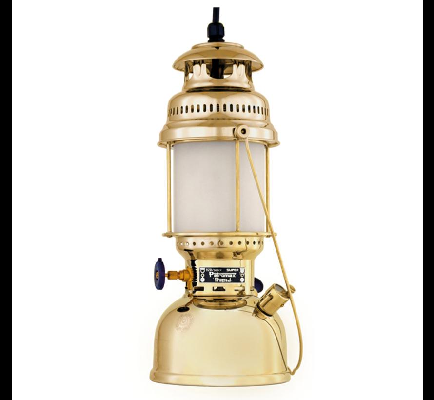 Petromax Hochdrucklampe HK500 Messing