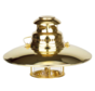 Petromax Reflektorschirm HK350 / HK500 vergoldet