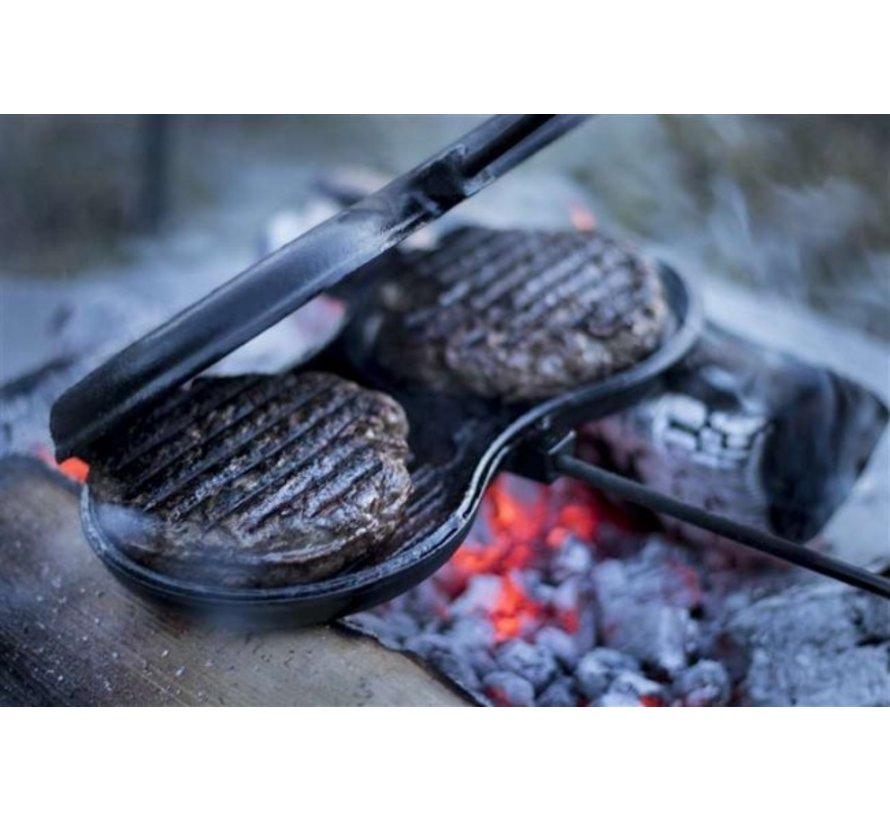 Petromax  Burger Cast Iron