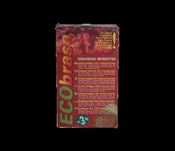 Ecobrasa Ecobrasa Kokosbriketts Würfel 3 kg