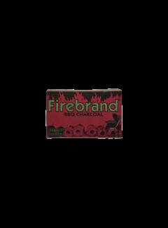 Firebrand Firebrand Tropische Hartholzbriketts 10 kg (Röhrchen)