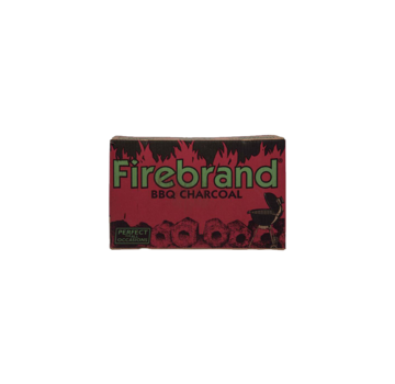 Firebrand Firebrand Tropische Hartholzbriketts Tubes 10 kg