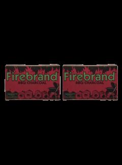 Firebrand Firebrand Tropical Hardwood Briketten Tubes 2 x 10 kg Deal