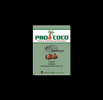 Prococo ProCoco Coconut briquettes 2 kg (Cubes)