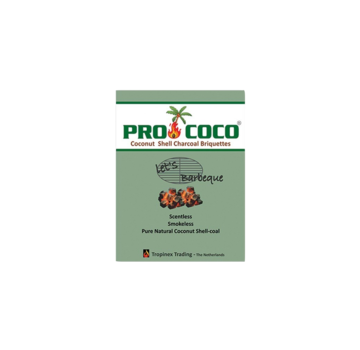 Prococo ProCoco Kokosbriketten 2 kg (Cubes)