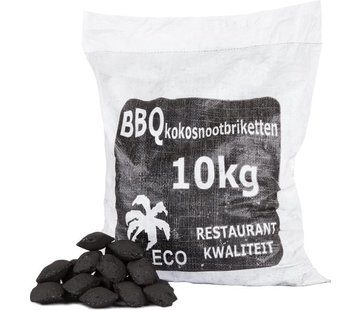 Hot Coconut Briketten Pillow Shape 10 kg
