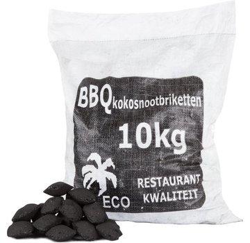 Hot Coconut Kokosnussbriketts Pillow Shape 10kg