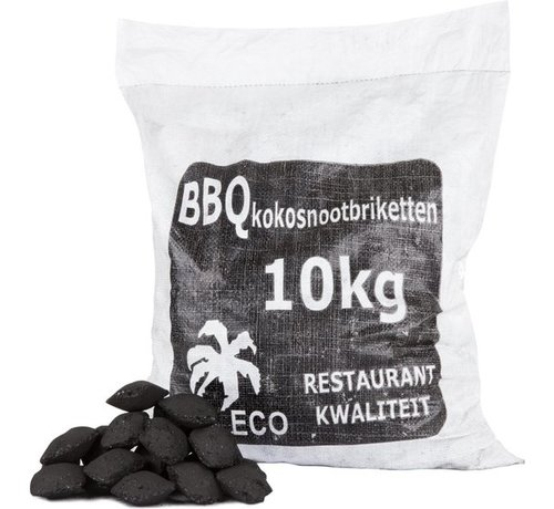 Hot Coconut Briketten Pillow Shape 10kg