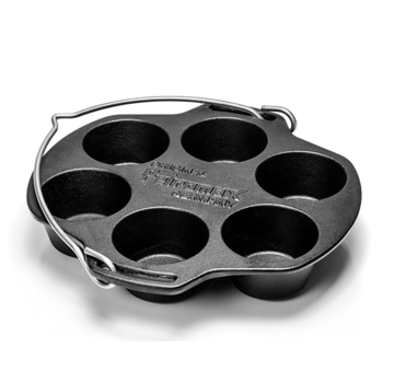 Petromax Petromax Cast Iron Muffin Pan