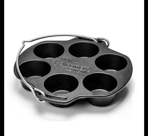Petromax Petromax Cast Iron Muffin Pan